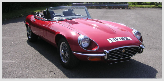 E-Types For Sale