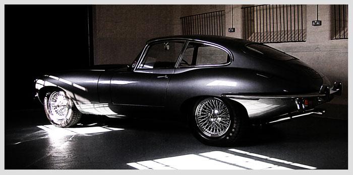 E-Type Jaguar Valuation